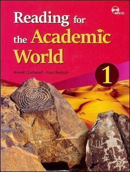 Reading for the Academic World (1) with MP3 CD/片 and Answer Key