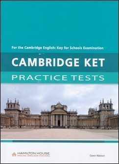 Cambridge KET Practice Tests Student's Book with MP3 Audio CD and Answer Key
