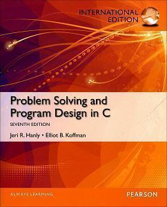 Problem Solving and Program Design in C 7/e