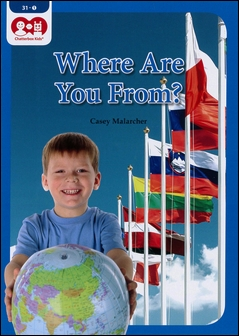 Chatterbox Kids 31-1 Where Are You From?