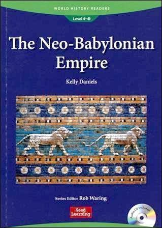 World History Readers (4) The Neo-Babylonian Empire with Audio CD/1片