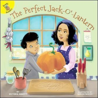 Ready Readers: The Perfect Jack-O'-Lantern (My Adventures)