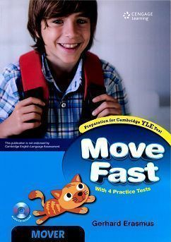 Move Fast (Mover Level) with MP3 CD/1片