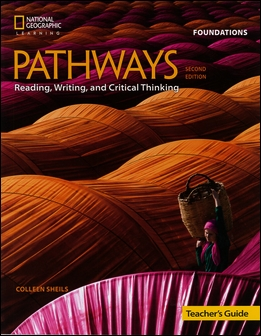 Pathways (Foundations): Reading, Writing, and Critical Thinking 2/e Teacher's Guide