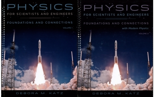 Physics for Scientists and Engineers: Foundations and Connections, Volume 1 & 2 (合冊) 1/e
