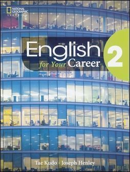English for Your Career (2) with MP3 CD/1片