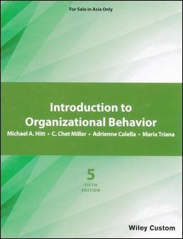 Introduction to Organizational Behavior 5/e