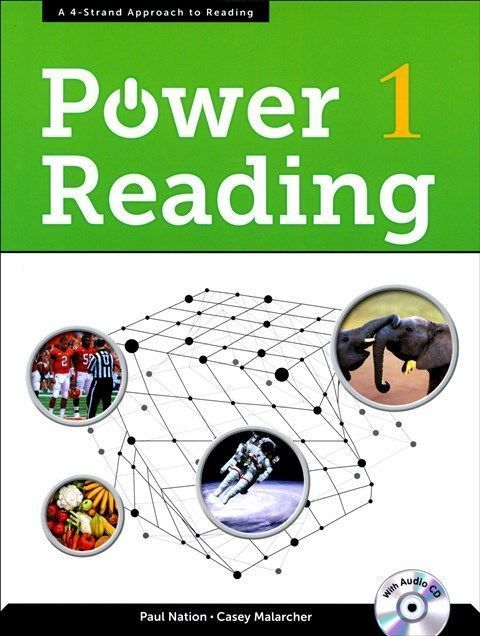 Power Reading (1) with Audio CD/1片