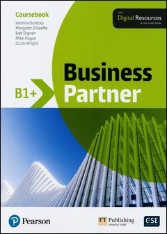 Business Partner B1+ Coursebook with Digital Resources